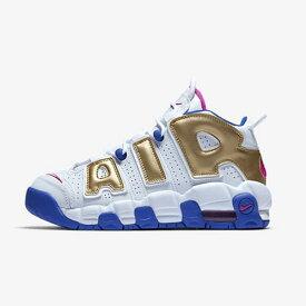 868e3394349 NIKE ナイキ Air More Uptempo (GS) ナイキエア モア アップテンポ バスケットボールシューズ 子供 靴