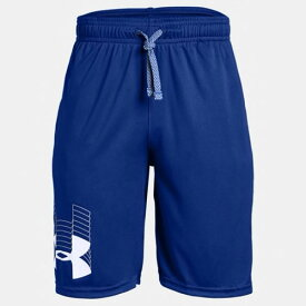Under Armour アンダーアーマー UA Prototype Logo Shorts プロトタイプ ロゴ ショーツ ショートパンツ キッズ 取り寄せ商品