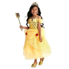 Disney Princes Belle Costume Beauty and Beast ディズニープリンセス ベル コスチューム ビューティアンドビースト 美女と野獣 キッズ ガール 取り寄せ商品
