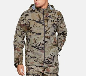 Under Armour アンダーアーマー Ridge Reaper Infil WINDSTOPPER Hunting Jacket リッジ リーパー ウィンドストッパー ハンティング ジャケット カモ Camo メンズ 取り寄せ商品