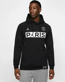 """NIKE ナイキ Jordan Fleece Pullover Hoodie PSG """"Paris Saint-Germain"""" ジョーダン フリース プルオーバー フーディ PSG 「パリサンジェルマン」 メンズ 取り寄せ商品"""