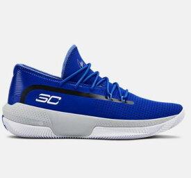 "Under Armour アンダーアーマー UA SC 3ZER0 III ""Stephen Curry"" zero 3 「ステフィン・カリー」 バスケットボール シューズ メンズ 取り寄せ商品"