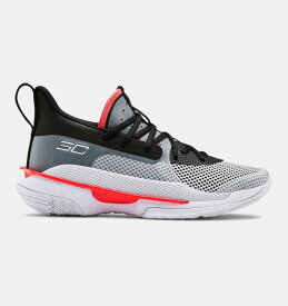 Under Armour アンダーアーマー Curry 7 (GS) 3022113 カリー 7 バスケット シューズ キッズ 取り寄せ商品