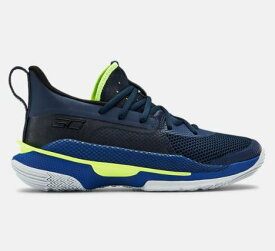 Under Armour アンダーアーマー Curry 7 (GS) 3022113 カリー 7 バスケット シューズ キッズ 取り寄せ商品 az