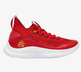 Under Armour アンダーアーマー Curry 8 Chinese New Year カリー 8 Flow フロー バスケットボール シューズ メンズ 取り寄せ商品