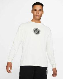 NIKE ナイキ Stussy Long-Sleeve T-Shirt ステューシー コラボ ロングスリーブ Tシャツ メンズ 取り寄せ商品