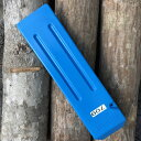 お得な3本セット 安全クサビ 大-3本林業用クサビ VALLORBE-No270 樹脂製 軽量 シンプル構造 持ち運び簡単 伐木用 く…