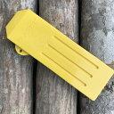 安全クサビ 中-林業用クサビ 樹脂製 軽量 シンプル構造 持ち運び簡単 伐木用 くさび 楔 お値打ち品 軽い 木 伐採