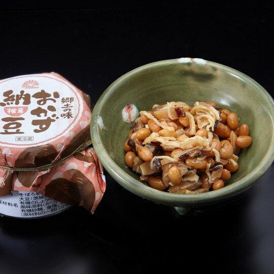 おかず納豆(椎茸)