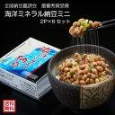 高級納豆 海洋ミネラル納豆ミニ2 10個セット【送料無料】 高級納豆 ギフト 贈答 贈答品 贈り物 納豆菌 納豆ふりかけ …