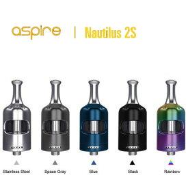 Aspire Nautilus2S Tank クリアロマイザー ノーチラス2S 電子タバコ