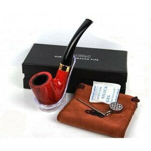 パイプ(刻みタバコ喫煙用)スターターキット シガー 煙管 たばこ 木目