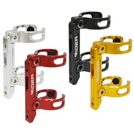 リデア ( RIDEA ) ESFCADC Mini Velo Bottole Cage Adapter(Double arm) (シルバー) 147-06055【返品不可】