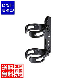 リデア ( RIDEA ) ESFCADC Mini Velo Bottole Cage Adapter(Double arm) (ブラック) 147-06056【返品不可】