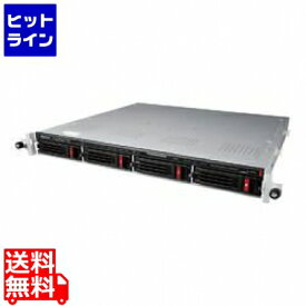 TeraStation Windows Server IoT 2019 for Storage Workgroup Edition搭載 4ベイラックマウントNAS 8TB WS5420RN08W9