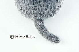Qoobo(クーボ)ハスキーグレー