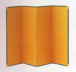 金屏風(きんびょうぶ)L和装ウェルカムドール(和風のお人形・ぬいぐるみ)・和風の置物・和風フラワーアレンジ・お正月飾り用金びょうぶ