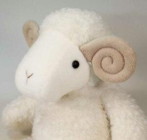 羊のウェイトドールが幸せ運ぶ♪愛も運ぶ♪ひつじのめーちゃん