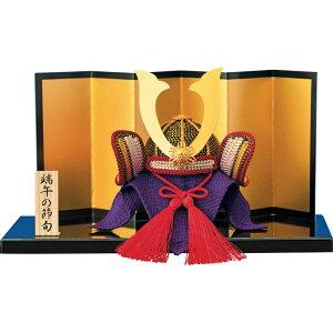 端午の節句飾り「兜(かぶと)」手作りキット 五月人形 男の子 プレゼント 子供の日 初節句 出産祝い 置き物※黒い台はついておりません