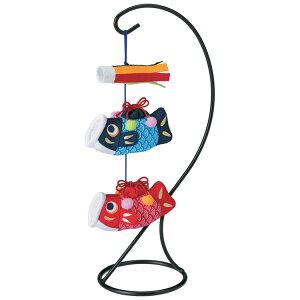 つり台・綿・てまり針・ボンド付き下げ飾り「鯉のぼり」手作りキット 端午の節句 五月人形 男の子 プレゼント こどもの日 初節句 子供の日 京ちりめん