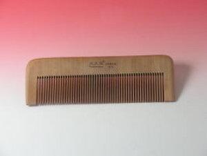 桃の木櫛(くし) 16cm