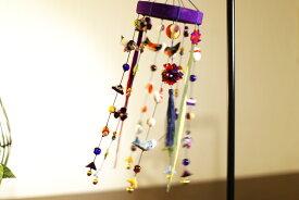 五月人形 つるし飾り ミニミニ端午 紺 H5-OP5-S5K
