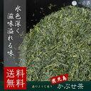 【送料無料】日本茶 鹿児島県産 深い香り かぶせ茶 140g(70g×2) 茶葉 緑茶