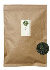 日本茶 茶葉 知覧煎茶 400g 鹿児島 知覧産 緑茶 業務用 ゆうメール 送料無料 お茶