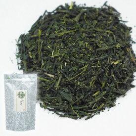 メール便 送料無料 高村園 知覧茶 煎茶 300g (100g×3) (日本茶 茶葉 緑茶 チャック付袋 鹿児島茶 お茶)