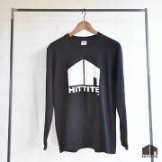 【長袖】ロゴ入りTシャツT-shirt-002/T-shirt/デザインTシャツ/長袖//オリジナルTシャツ/オリジナルロゴ//ミニマリストスタイル/インダストリアルデザイン