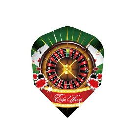 EDGE SPORTS/AIR FLIGHT <カジノ>エッジスポーツ エアフライト Shape エッジスポーツ ソフトダーツ フライト ダーツフライト ダーツ 羽 darts flight ダーツ 【あす楽】