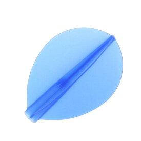 EDGE マスターフライト ティアドロップ <ディープブルー>エッジスポーツ シェープ (ソフトダーツ フライト ダーツフライト ダーツ 羽 darts flight ダーツ フライト ティアドロップ) 【あす楽】