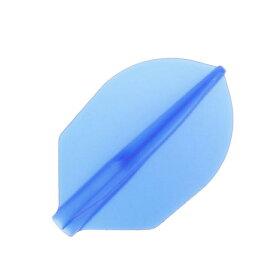 EDGE SPORTS マスターフライト リーフシェイプ <ディープブルー>エッジスポーツ マスターフライト ソフトダーツ フライト ダーツフライト ダーツ 羽 darts flight ダーツ 【あす楽】