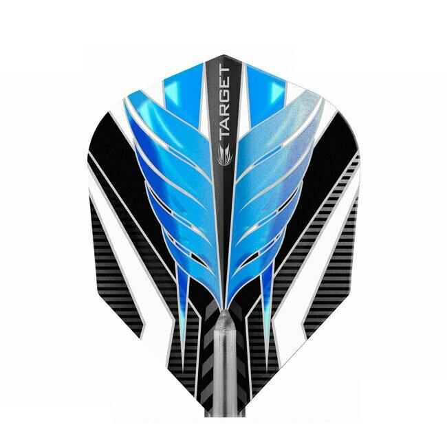 TARGET(ターゲット) VISION ULTRA フライト(ビジョンウルトラフライト) <331200> RISING SUN 村松治樹選手モデル (ダーツ フライト)