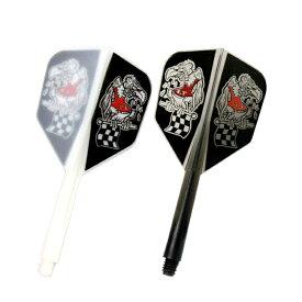 CONDORフライト(コンドルフライト) 山田勇樹 Yanmar Fink(やんま〜フィンク) スモール (ダーツ フライト ダーツ 羽 darts flight)