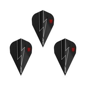 TARGET(ターゲット) VISION ULTRA GHOST POWER G5 フライト ヴェイパー <333960> フィル・テイラー選手モデル (ダーツ フライト ダーツ 羽 darts flight)