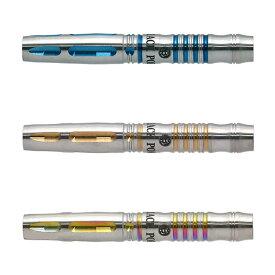 火の鳥DARTS JAPAN(火の鳥ダーツジャパン) TOKYO BLACK POKER BARREL Classyシリーズ STORM(ストーム) 18G 2BA (ダーツ バレル タングステン ソフトダーツ darts barrel)