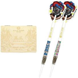 火の鳥DARTS JAPAN(ヒノトリダーツジャパン) TOKYO BLACK POKER BARREL MAGICシリーズ 鳳凰(フェニックス) 2BA (ダーツセット ダーツ セット ダーツ タングステン ダーツ バレル タングステン ダーツ シャフト ダーツ チップ ダーツ フライト ダーツ 矢 darts barrel)