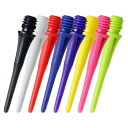 COSMO DARTS(コスモダーツ)FIT POINT PLUS(フィットポイントプラス)50本入り (ダーツ チップ) フィットフライト fitフライト 【...