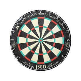 DYNASTY(ダイナスティー) EMBLEM KING(エンブレムキング) JSFD 【451】 JSFDオフィシャルダーツボード (ダーツ ボード)