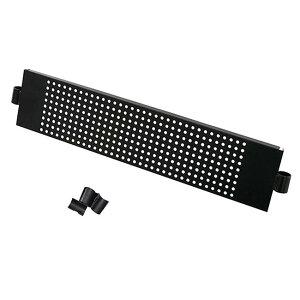 BLITZER(ブリッツァー) ダーツスタンド電源タップボード BPS28-BK (ダーツ ボード アクセサリ オプション ダーツ スタンド おしゃれ 黒 ブラック 配線 隠し 隠す 整理 まとめる)