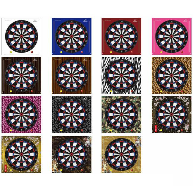 DARTSLIVE-200S カスタマイズステッカーセット (ダーツ ボード ライブ ダーツライブ200S ダーツボード dartslive 200s ステッカー セット)