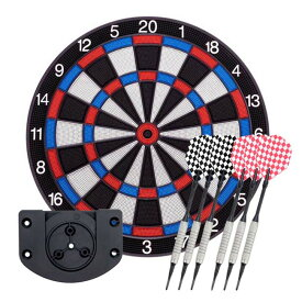 D.CRAFT(ディークラフト) Professional Board SATURN-S(サターンS) <ブルー/レッド> (ダーツ ボード darts dartboard ダーツセット)
