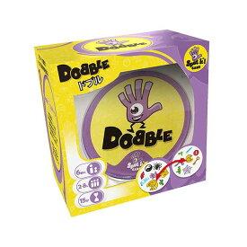 ドブル Dobble 日本語版 (ボードゲーム カードゲーム ホビー)