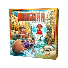 ナイアガラ NIAGARA 日本語マニュアル付き (ボードゲーム カードゲーム)