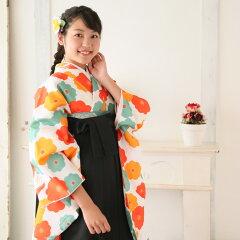 【レンタル】適応身長143cm〜♪ひよこ商店・レンタル部。utataneジュニア用袴15点セット