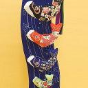 お部屋で飾れるのが嬉しい、こいのぼり。 縮緬工芸品をもっと身近に。子供の成長を願う贈り物として。【京都のつるし飾り ちりめん 鯉の滝のぼり(大)】つるし掛け 五...