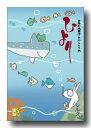 [送料無料]シルクプロテイン配合あぶらとり紙【沖縄限定 美ら海】小サイズ 1冊