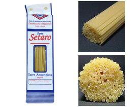 setaro スパゲティーニ 1.6mm 500g あす楽 セタロ セレブ御用達 奇跡のパスタ イタリア産 セターロ社