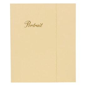 【1枚分お得な10枚セット】ハクバ HAKUBA 結婚式 七五三 成人式 家族写真 記念日 プレゼントに。どんなお写真にも使える、和紙付き 普通台紙 No.12 写真サイズ:6切(六つ切り) 1面 タテ 4977187810097